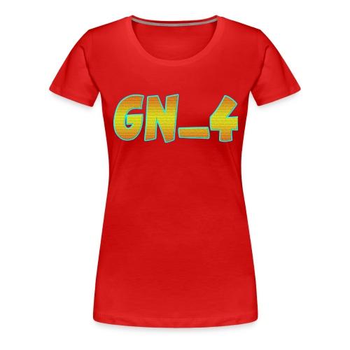 GamingNerd_4 - Women's Premium T-Shirt