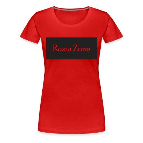 Rasta Zone - Women's Premium T-Shirt