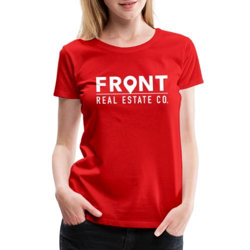 Front Logo T Shirt - Women's Premium T-Shirt