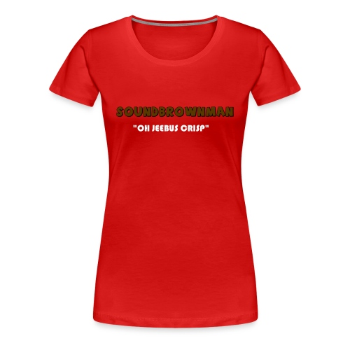 a quote - Women's Premium T-Shirt