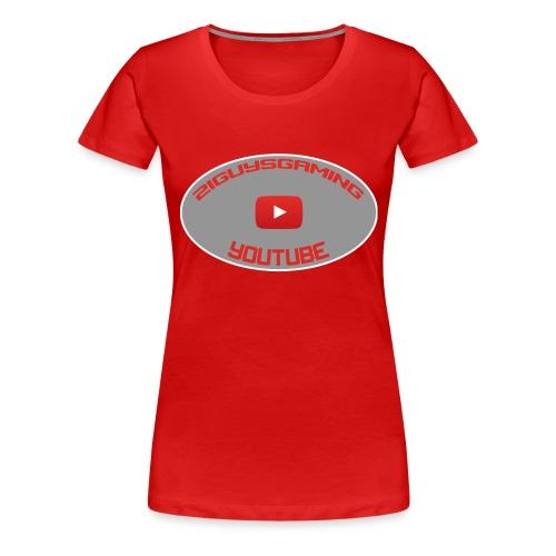 2iguys Gaming - Women's Premium T-Shirt