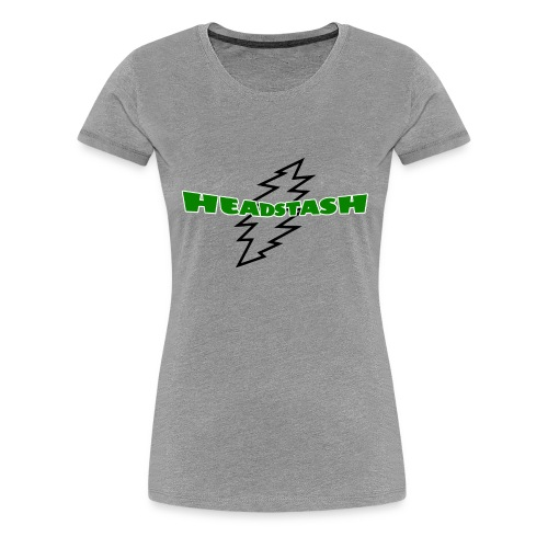 Headstash T / no quote - Women's Premium T-Shirt