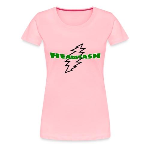 Headstash T / no quote - Women's Premium T-Shirt