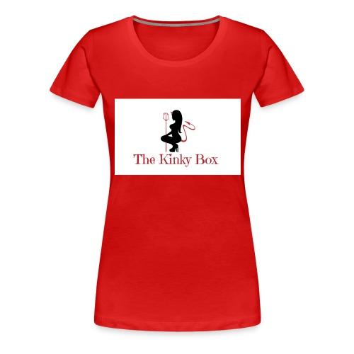 The Kinky Box - Women's Premium T-Shirt