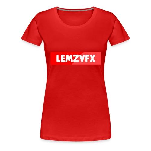 LemzVFX - Women's Premium T-Shirt