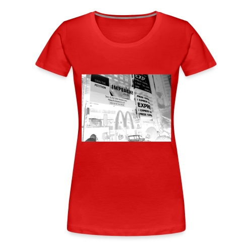Impeach! - Women's Premium T-Shirt