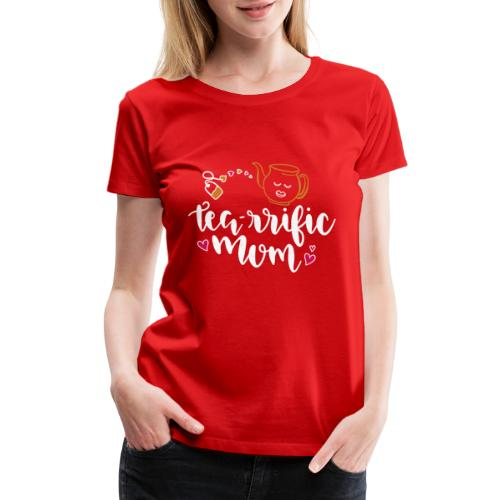 Fun Mothers Day Gift Idea T Shirt Mom Terrific | Tech