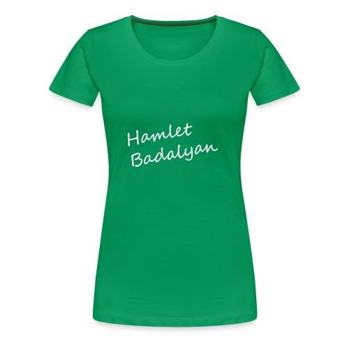 HB - Women's Premium T-Shirt