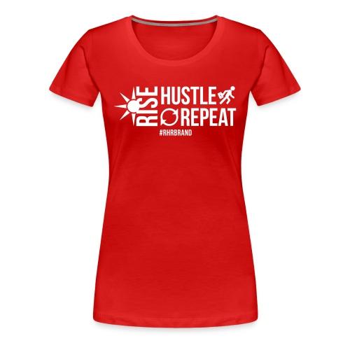 RHR Biz Dev Collection - Women's Premium T-Shirt