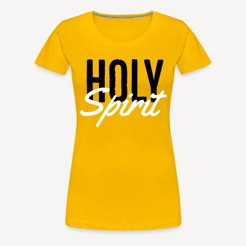 HOLY SPIRIT - Women's Premium T-Shirt