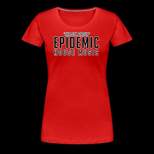 35whiteoutline - Women's Premium T-Shirt