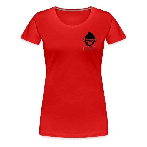 KCAZ Clothing - Women's Premium T-Shirt