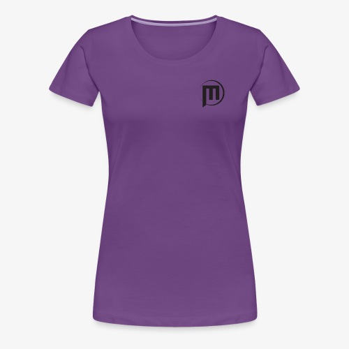 Mini Battlfield Games - Simple M - Women's Premium T-Shirt