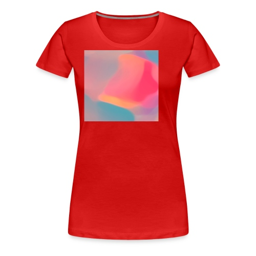 Diffuse Colour - Women's Premium T-Shirt