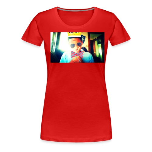 Aviary Photo 131399545957473256 - Women's Premium T-Shirt