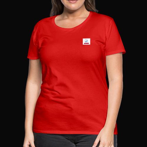 Bacchanal & Water - Women's Premium T-Shirt