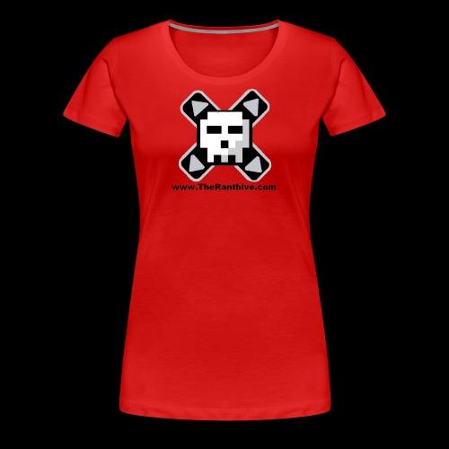 TheRanthive Basic - Women's Premium T-Shirt