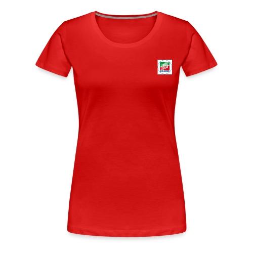 Forza Italia Small Logo - Women's Premium T-Shirt