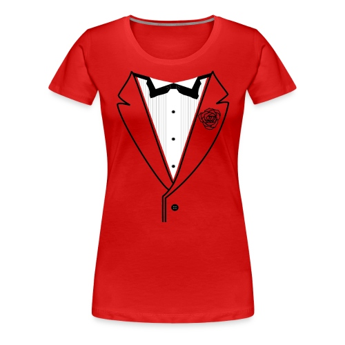 blackline - Women's Premium T-Shirt