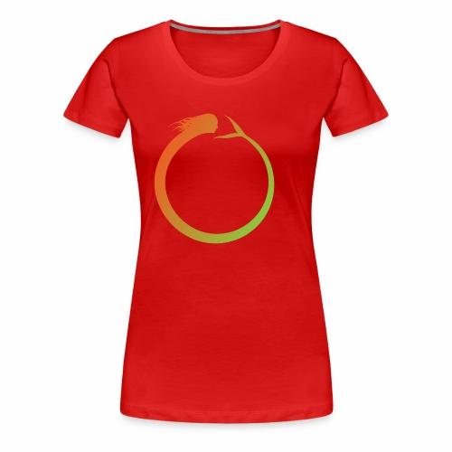 Circle Swimmer - Women's Premium T-Shirt