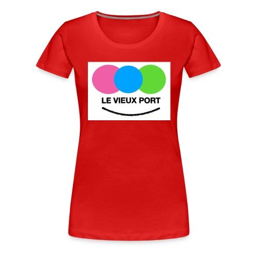 EU BY MAYOTTE WOMEN - Women's Premium T-Shirt