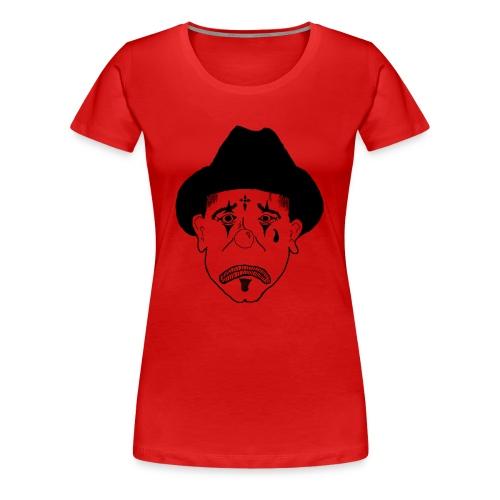 Clowns - Women's Premium T-Shirt