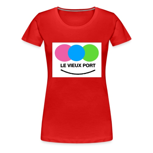EU BY MAYOTTE WOMEN - Women's Premium T-Shirt