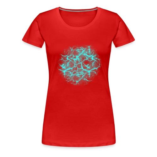 Water effect - Women's Premium T-Shirt
