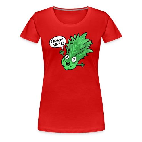 lettuce1 - Women's Premium T-Shirt