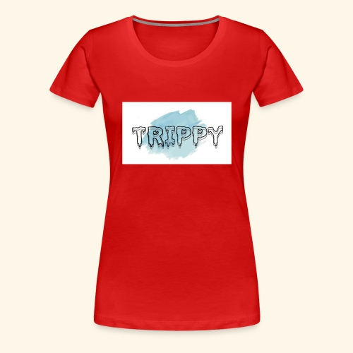 TRIPPY.inc - Women's Premium T-Shirt