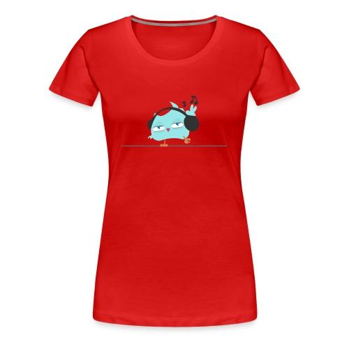 coolBird - Women's Premium T-Shirt