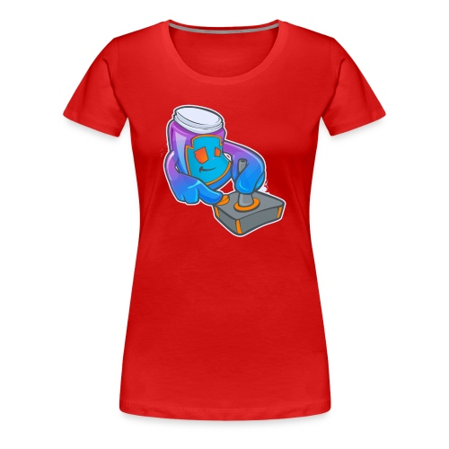 Game Jam - Women's Premium T-Shirt