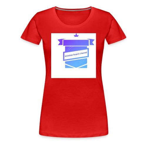 The shield - Women's Premium T-Shirt