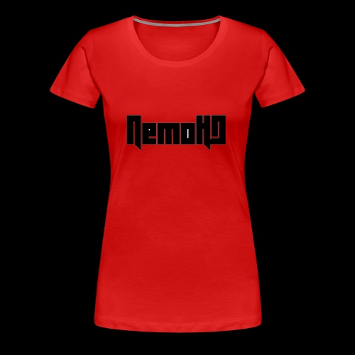 NEMOHD MURCH - Women's Premium T-Shirt