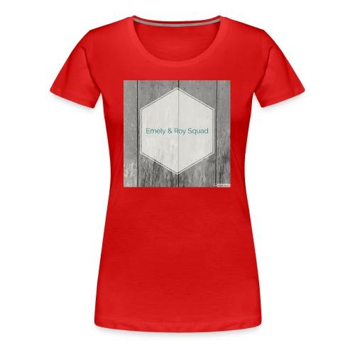 Emely & Roy Squad merch - Women's Premium T-Shirt