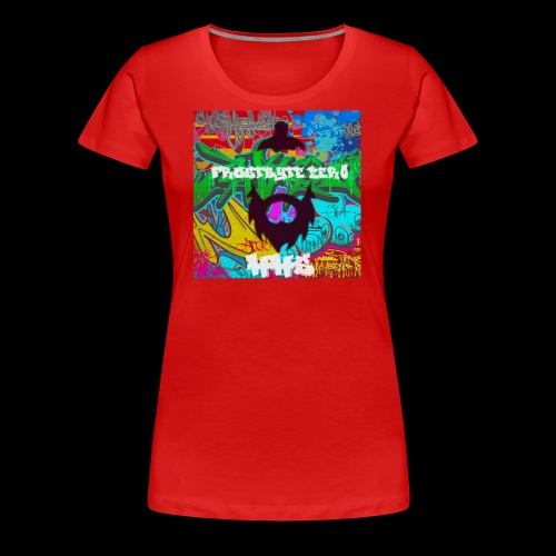 HHS Graffiti - Women's Premium T-Shirt