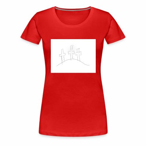 CALVARY - Women's Premium T-Shirt