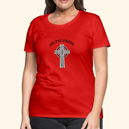 CELTIC PRIDE - Women's Premium T-Shirt