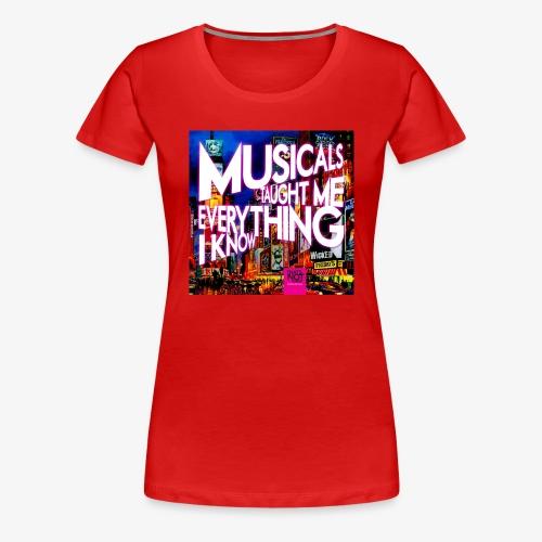 MTMEIK Cover - Women's Premium T-Shirt