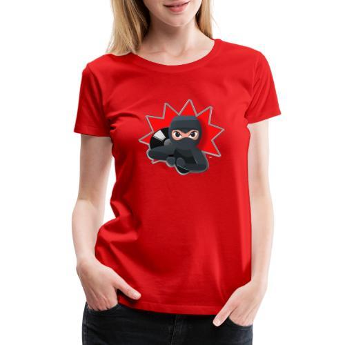 MERACHKA ICON LOGO - Women's Premium T-Shirt
