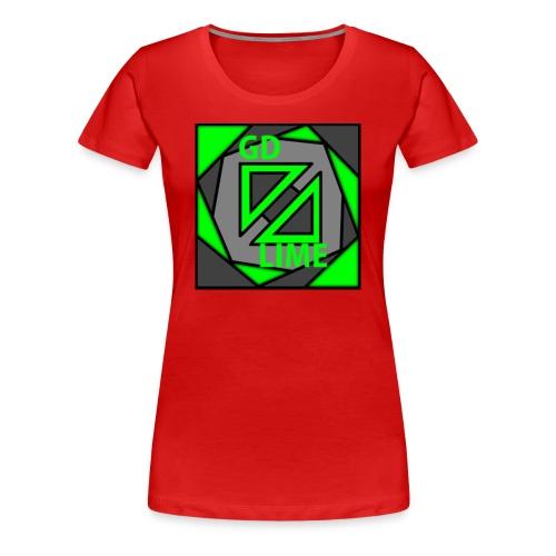 GDLime - Women's Premium T-Shirt