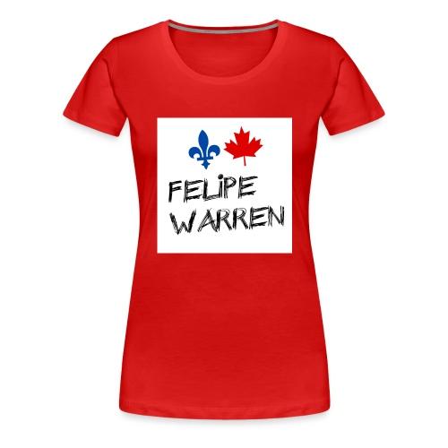 Profile Picture jpg - Women's Premium T-Shirt