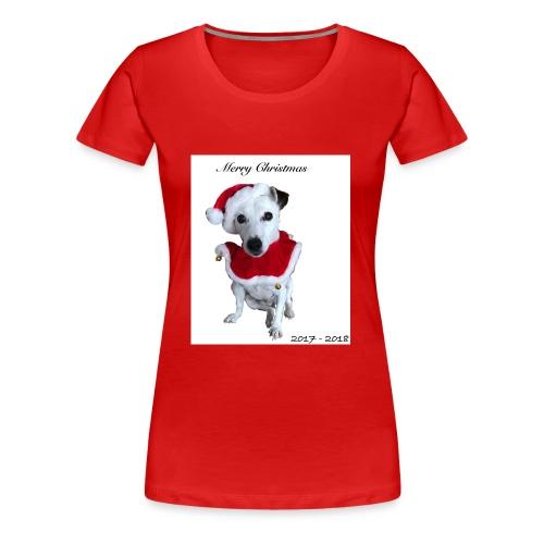 Merry Christmas 2017-2018 [LIMITED EDITION] - Women's Premium T-Shirt