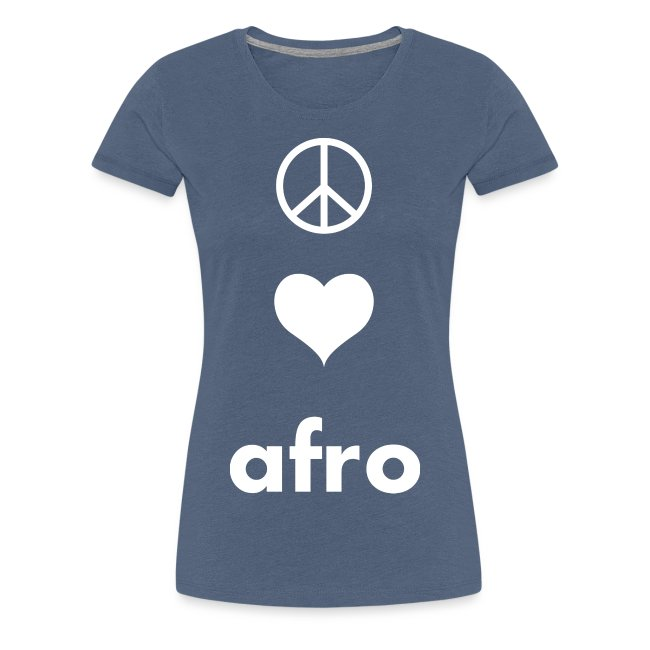Peace 3Afro png