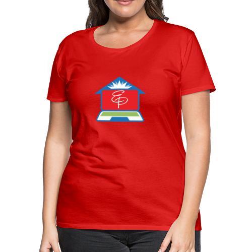EP Logo Only - Women's Premium T-Shirt