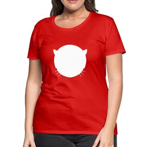 Musetta Minimal White collection - Women's Premium T-Shirt