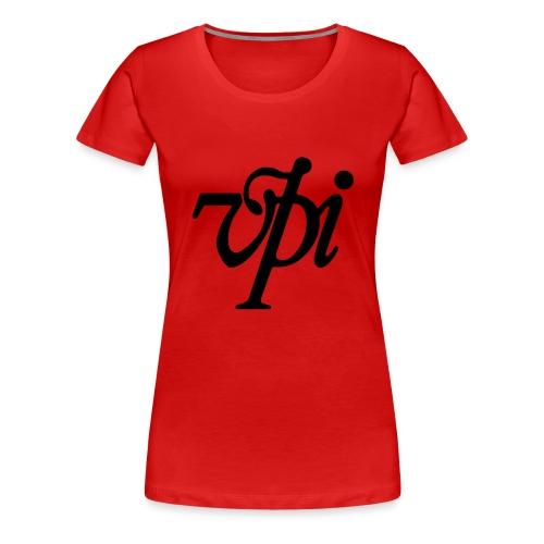 vec100-2 - Women's Premium T-Shirt