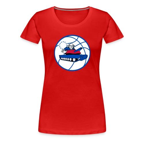 NEWTANKERS3 - Women's Premium T-Shirt