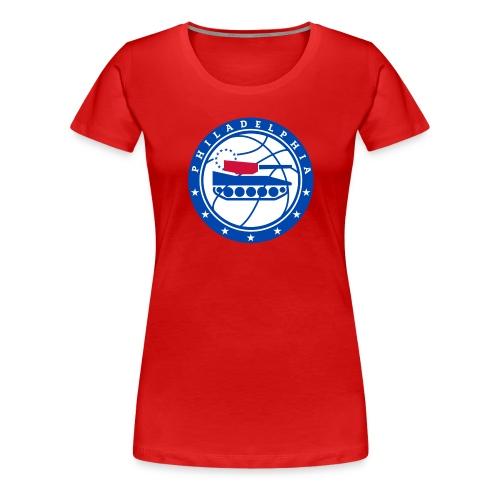 NEWTANKERS2 - Women's Premium T-Shirt