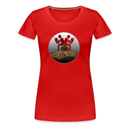Sh*t Buddies Logo - Women's Premium T-Shirt